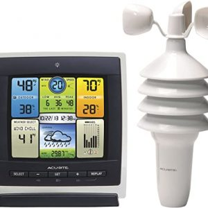 acurite notos 3 in1 00589 pro color weather station with wind speed