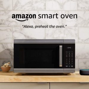 amazon smart oven a certified for humans device plus echo dot