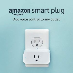 amazon smart plug works with alexa a certified for humans device