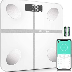body fat scale bluetooth digital bathroom scale with bmi weight scale with