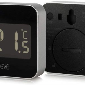 eve degree apple homekit smart home outdoor weather station for tracking