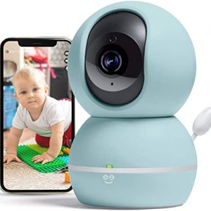 geeni smart home pet and baby monitor with camera 1080p wireless wifi camera