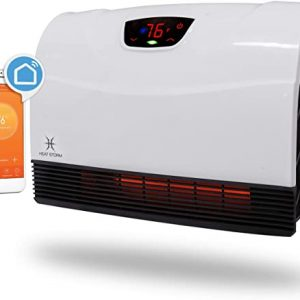 heat storm hs 1500 phx wifi infrared heater wifi wall mounted