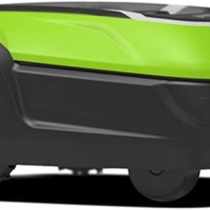 hengmf robotic lawn mower battery powered mower 87 inch mowing smart robot