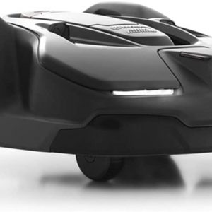 hengmf robotic lawn mower battery powered mower 95 inch mowing smart robot