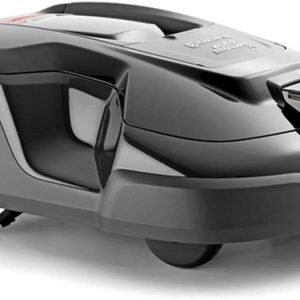 hengmf upgraded version robotic lawn mower battery powered mower 95 inch
