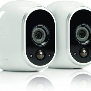 netgear arlo smart security 2 hd camera security system wire free