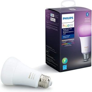 philips hue white and color ambiance a19 led smart bulb bluetooth zigbee