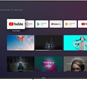 skyworth e20300 40 inch 1080p full hd smart tv led android tv with voice remote