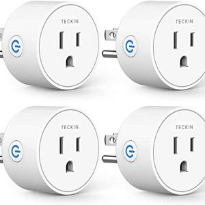 smart plug compatible with smartthings alexa google assistant for voice