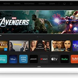 vizio 40 inch v series 4k uhd led hdr smart tv with apple airplay and