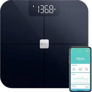 wyze scale bluetooth body fat scale and body weight composition bmi smart