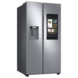 36 side by side energy star 267 cu ft smart refrigerator with family hub scaled