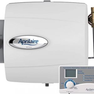 aprilaire 500 whole home humidifier automatic compact furnace humidifier