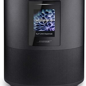bose home speaker 500 with alexa voice control built in black