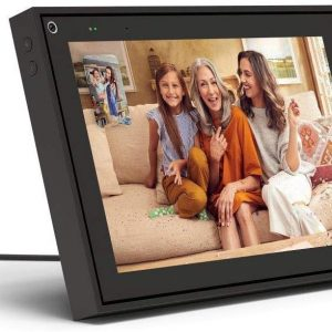 facebook portal smart video calling 10 touch screen display with alexa