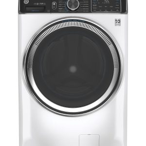 ge appliances smart 5 cu ft energy star high efficiency front load washer