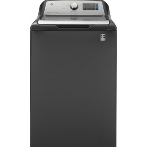 ge appliances smart 5 cu ft energy star high efficiency top load washer