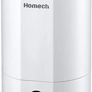homech top fill cool mist humidifiers 4l quiet ultrasonic humidifier with ai
