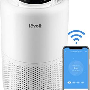 levoit smart wifi air purifier for home alexa enabled h13 true hepa filter