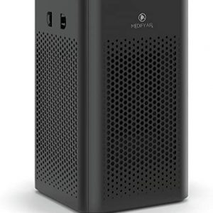medify ma 25 air purifier with h13 hepa filter a higher grade of hepa for