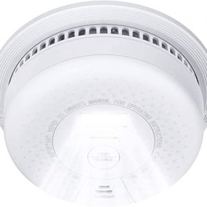 smoke alarm with escape light x sense sd01 10 year battery not hardwired