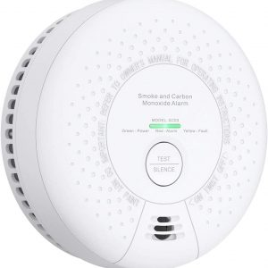 x sense 10 year battery not hardwired combination smoke and carbon monoxide